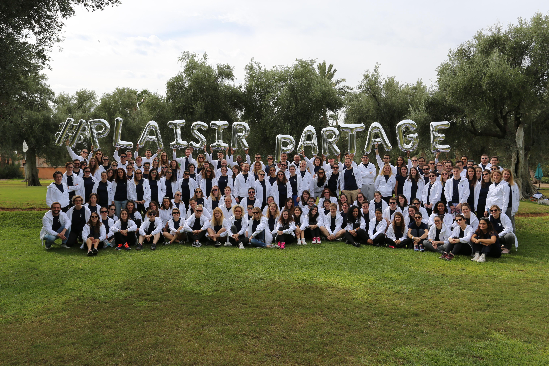 #Plaisirpartage