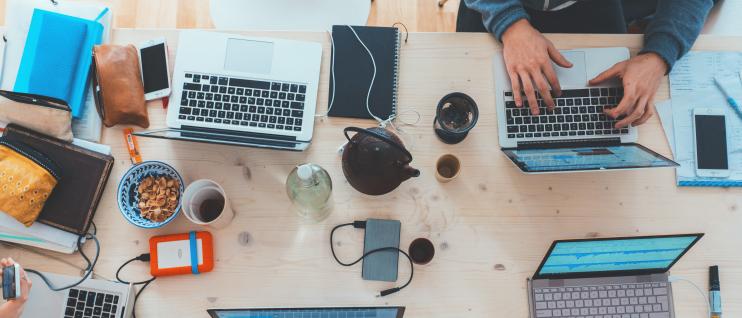 Panorama des outils collaboratifs - travail à distance