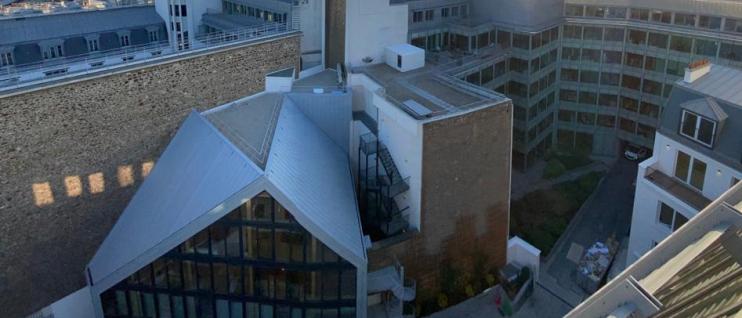 La Maison, 7 rue de Madrid, Paris : les nouveaux locaux de ConvictionsRH